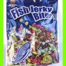 DELICIOUS FISH JERKY BITES SNACK - NO TRANS FAT
