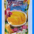TAPIOCA PEARLS DESSERT w/ SWEET MANGO & COCONUT POWDER