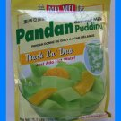 PANDAN COCONUT MILK PUDDING - JUST ADD HOT WATER