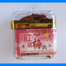 DRIED SEEDLESS RED PRUNE TAIWAN ASIAN SNACK -USA SELLER