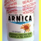 ARNICA SALVE - SOOTHES CRACKED SKIN, MINOR ACHES & PAIN