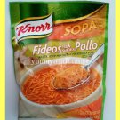 KNORR PASTA SOUP MIX WITH CHICKEN FLAVOR - MAKES 4 SERVINGS - USA SELLER
