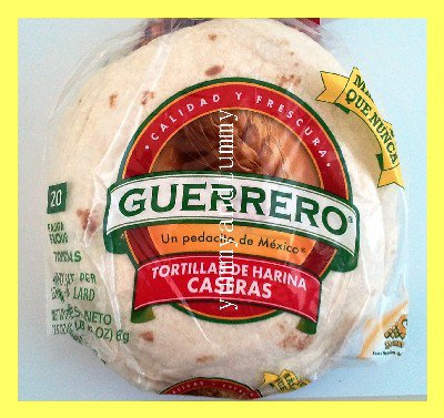 Guerrero Brand Fajita Flour Tortillas No Trans Fat No Lard Usa Seller