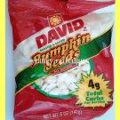DAVID ROASTED & SALTED PUMPKIN SEEDS ALL NATURAL - USA SELLER