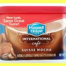 MAXWELL HOUSE SUISSE MOCHA CAFE-STYLE BEVERAGE MIX - USA SELLER