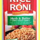 RICE A RONI TENDER RICE & PASTA WITH HERBS, BUTTER & SEASONINGS - USA SELLER