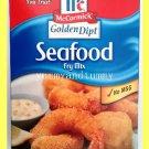 McCORMICK SEAFOOD FRY MIX - NO MSG - USA SELLER