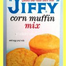 JIFFY CORN MUFFIN MIX - ALSO GREAT FOR CORN PANCAKES, WAFFLES, CORNBREAD