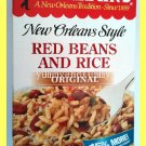 ZATARAIN'S ORIGINAL RED BEANS AND RICE NEW ORLEANS STYLE - USA SELLER