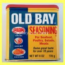 OLD BAY BRAND SEASONING FOR SEAFOOD, POULTRY, SALADS, MEATS - USA SELLER