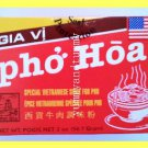 Special Vietnamese Spice for Pho Noodle Soup - USA Seller