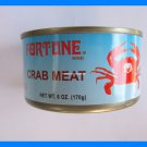 4 CANS THAILAND REAL CRAB MEAT WILD CAUGHT - USA SELLER