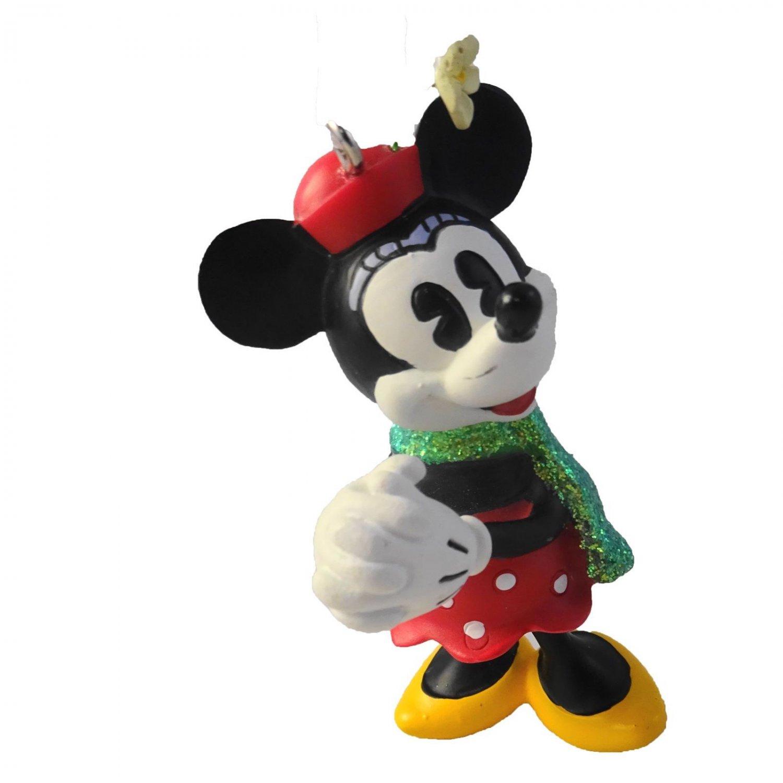 Hallmark Disney Minnie Mouse Vintage Design Christmas Tree Hanging Ornament