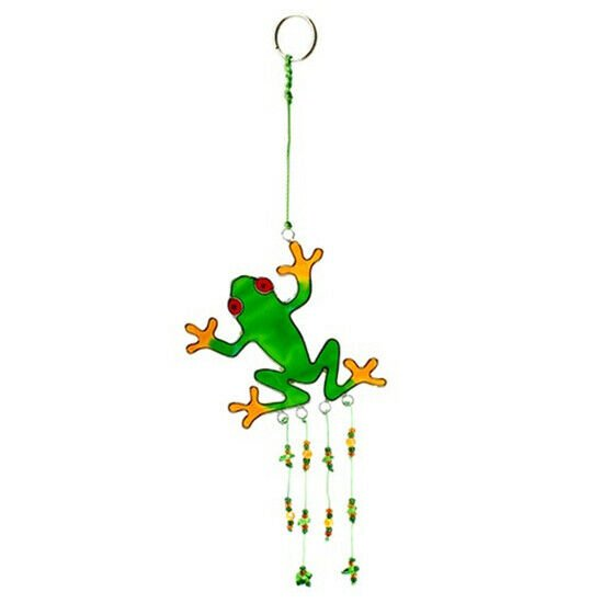 Green Frog Suncatcher Sun Catcher