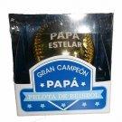 Spanish Papa Estelar Gold Baseball Father's Day