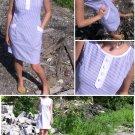 100% Cotton Upcycled Karina Dress