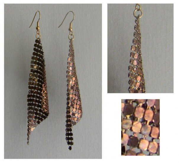 Penny Arcade Earrings