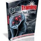 Brain Training: Improving Your Memory
