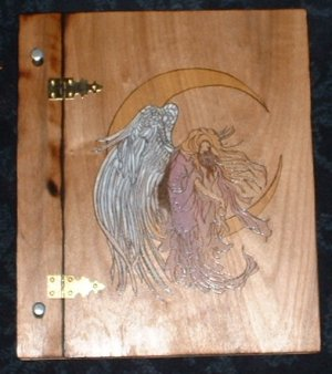 Angelic Moon Book of Shadows