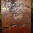 Fancy Pentacle Book of Shadows
