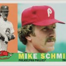 2010 Topps SERIES 2 Vintage Legends MIKE SCHMIDT