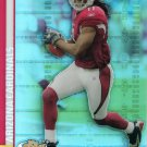 2009 Topps Finest Refractor LARRY FITZGERALD 341/429