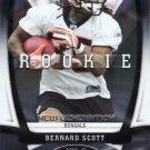 2009 Certified - BERNARD SCOTT Rookie #/749