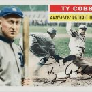 2010 Topps SERIES 2 TY COBB Vintage Legends