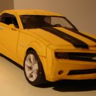 Transformers BUMBLE BEE 2009 CAMARO SCALE:1/12 DOWNLOAD