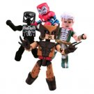 Exclusive San Diego Comic-Con 2009 Minimates 4 Pack Action Figures - Dark Reign