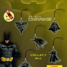 Batman Dark Knight Charms Set of 5
