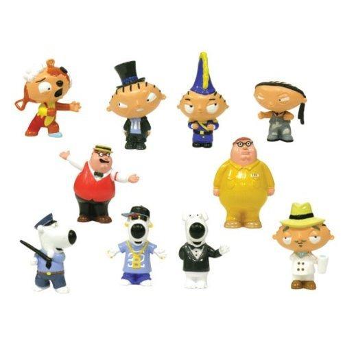 Family Guy Figure Set of 10
