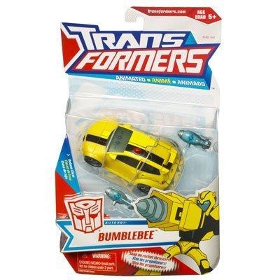 Transformers Animated Deluxe Action Figure - Autobot Bumblebee