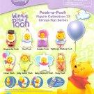 Peek-a-Pooh Figure Collection 13 Circus Fun Series: