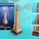 Chrysler Building 3D Puzzle 70 Pieces