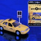 NYC Taxi 1/43 Scale