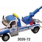 Dept 1-87 GMC Topkick 2-Axle Wrecker Tow Truck 1/87 Scale
