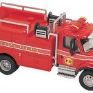 Dept 1-87 INTL 7000 2-Axle Brush Fire Truck - FD 1/87 Scale