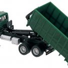 Dept 1-87 INTL 7000 3-Axle Roll On & Off Dumpster 1/87 Scale