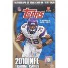 2010 Topps Football Sealed Hobby Box 36 Packs 10 Cards Per Pack