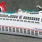 Carnival Cruise Lines Inflatable Cruise Ship 22inches long