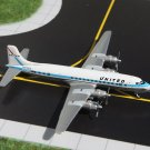 Gemini Jets United DC-6 1/400 Scale Mainliner Livery