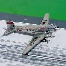 Gemini Jets TWA Douglas DC-3 1/250 Diecast Model