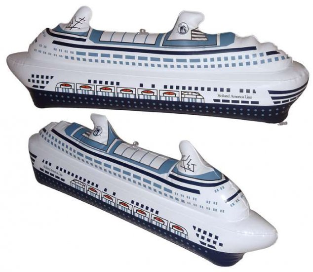 Holland America Lines 22 inch Inflatable