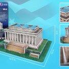 Cubic Fun Lincoln Memorial 3D Puzzle