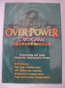 Image Overpower Card Game Starter Deck