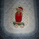 Teddy Bear Table Runner, New, Handmade