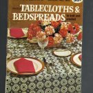 Vintage  Tablecloths & Beadspreads to knit & crochet, 1969, Book 193