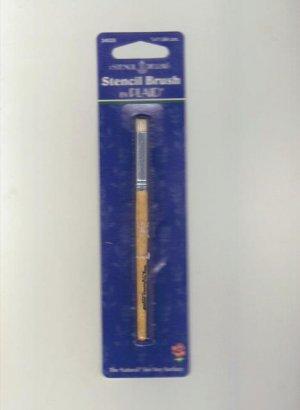 "New Stencil Brush by Plaid, 1/4""  34028"