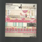 "Scrapbooking Designer Paper Pad, ""Up & Away"" 6X6, New"